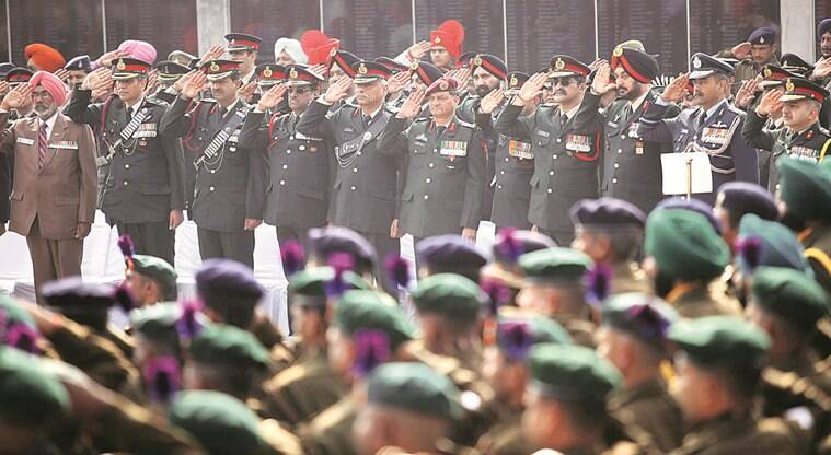 Chandigarh war memorial, martyr's day, martyr's remembered, martyrs of India, Chandigarh martyr, Pathankot martyr's