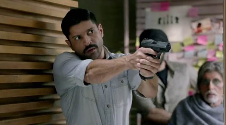 Wazir, Wazir movie review, Wazir review, Amitabh Bachchan, Farhan Akhtar, Wazir movie