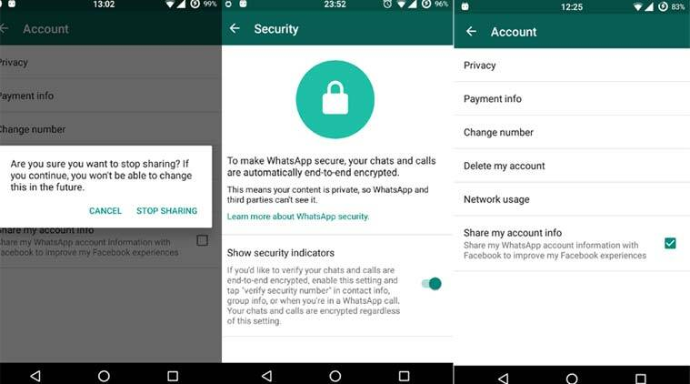 WhatsApp end-to-end encryption, WhatsApp encryption, WhatsApp Facebook sharing, WhatsApp, WhatsApp Facebook feat, WhatsApp video-calling, technology, technology news