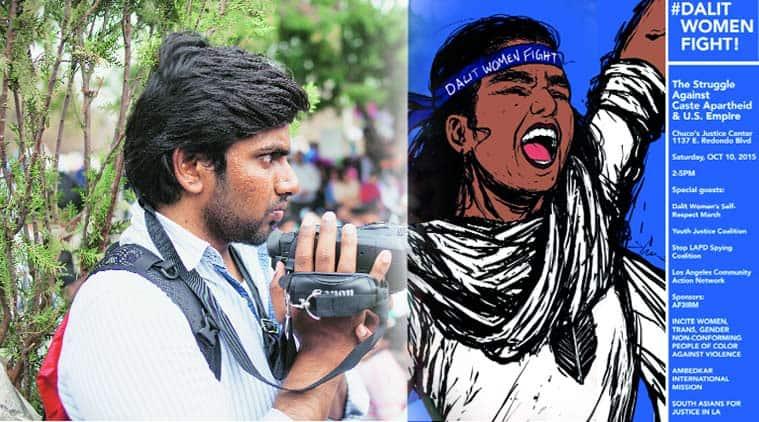 Rohit, Rohith suicide, Rohith Vemula suicide, Rohith Vemula, Hyderabad Central University, HCU, HCU campus, Dharmateja LV, Dalit, Dalit student suicide, YouTube, Dalit Camera, Vemula suicide, Smriti irani, india news