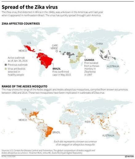 Zika Virus Symptoms Facts And Affected Countries: PHOTOS: Zika Virus Outbreak: All You Need To Know