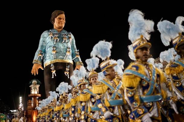 It's Carnival time! From Brazil and Germany to Haiti, the world's in high spirits