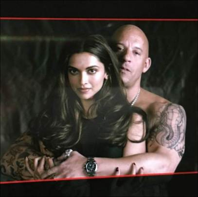 deepika padukone, vin diesel, xxx, xxx: the return of xander cage, xander cage, xxx first look, deepika padukone first look xxx, deepika first look xxx, deepika vin diesel pics
