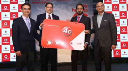 Vodafone 4G services launched: How Delhi/NCR users can upgrade
