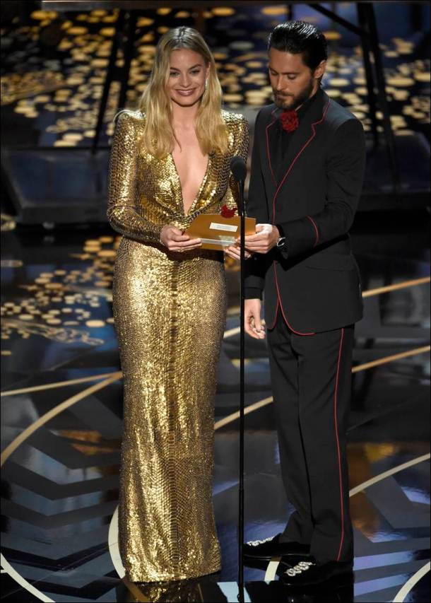 oscars, oscar awards 2016, priyanka chopra, oscar awards presenters, , margot robbie, jared leto