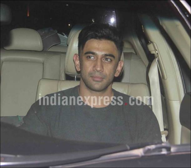 amit sadh, fitoor, fitoor screening