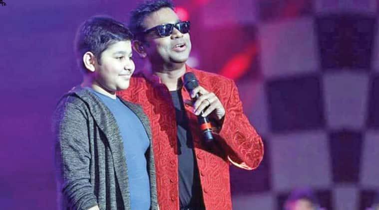 A.R Rahman, A.R Ameen, A.R Ameen song, Nirmala Convent, A.R Rahman son, A.R Rahman son song, A.R Rahman son upcoming film song, entertainment news