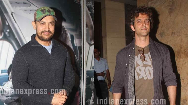 Aamir Khan, Hrithik Roshan, Sonam kapoor, Neerja, Neerja screening, sachin Tendulkar, Sonam kapoor Neerja, Entertainment news