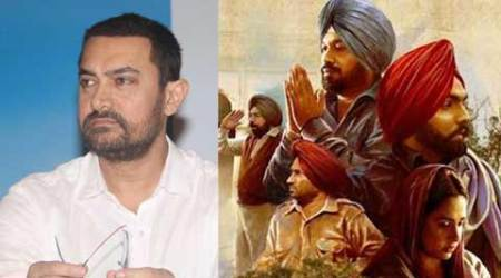 Aamir Khan looks forward to Punjabi actor Gippy Grewal's film on farmers' plight