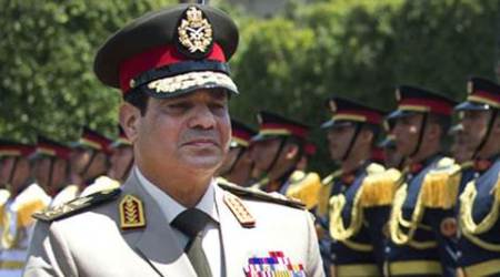 Amid multitude of woes, Egypt leader says democracy isback