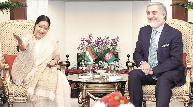 Afghanistan Chief Executive, Abdullah Abdullah, Abdullah Abdullah india visit, India-Afghanistan, world news