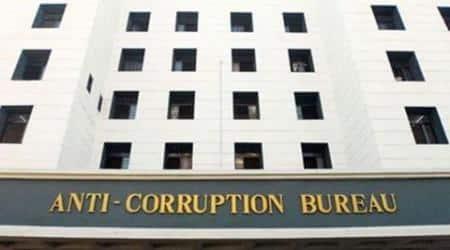 ACB, Maharashtra Anti Corruption Bureau, NMMC tax assessor, suspended tax assessor and collector, Navi Mumbai Municipal Corporation, NMMC, property tax bill, mumbai news, indian express news