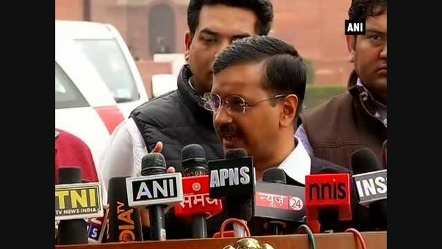 Kejriwal flays Modi Govt. for 'mishandling' JNU row