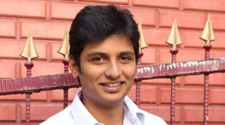 Actor Jiiva jumps on the horrorbandwagon