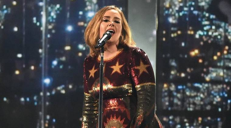 Adele, Brits Awards 2016, Brits Awards 2016 news, Brits Awards 2016 Adele, Adele news, Adele awards, entertainment news