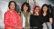 Shabana Azmi, neerja screening, adhuna, Shabana Azmi adhuna, farhan akhtar, Shabana Azmi neerja, farhan adhuna, Shabana Azmi farhan akhtar, Shabana Azmi daugher-in-law, shabana adhuna pics, entertainment