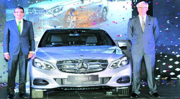 Mercedes Benz Favours Adoption Of Bharat Vi Emission Norms Cities