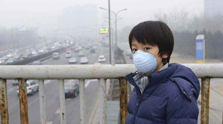 pollution, air pollution, air quality, asia, world health organisation, who, health, electricity, power, energy, coal, fossil fuels, green enerygy, urbanisation, patients, hospitals, jakarta, hanoi, china, indonesia, world news, indian express news