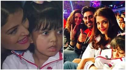 Aishwarya, Aardhaya, Preity Zinta cheer for Abhishek Bachchan's pro Kabaddi team