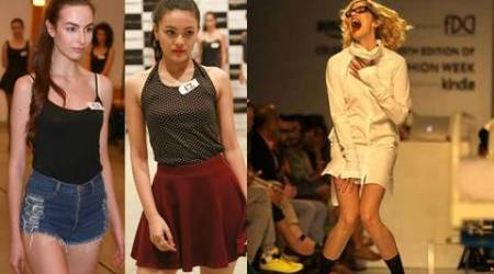 An Inside look at Amazon India Fashion Week model hunt; and what happened last year