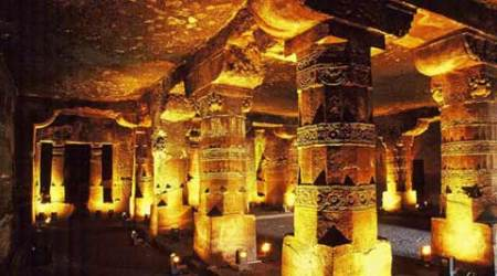 Two centuries after British Army officer discovered Ajanta, descendant to visitcaves