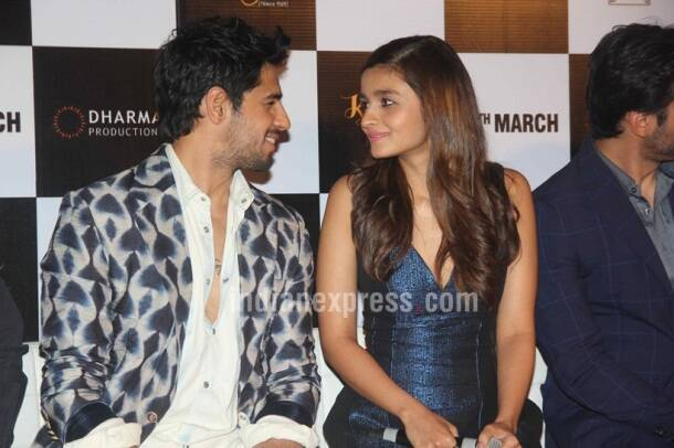 Kapoor and Sons, Sidharth Malhotra, Alia Bhatt