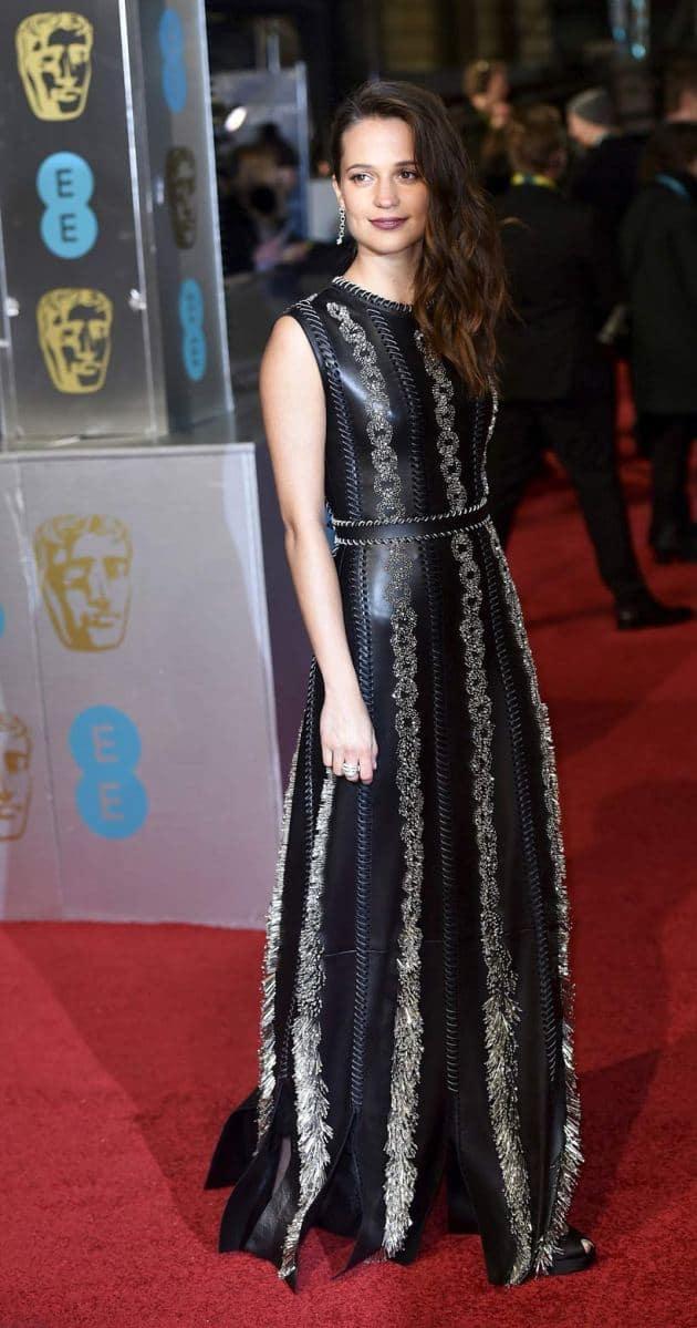 Alicia Vikander, The Danish Girl, Alicia BAFTAS