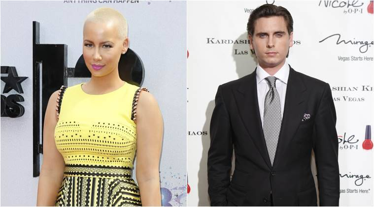 Amber Rose, Scott Disick, Amber Rose Scott Disick, Amber Rose news, Scott Disick news, Amber Rose dating, entertainment news