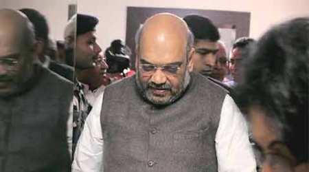 Amit Shah in Gujarat: 'State Assembly poll win will pave way for winning at Centre'