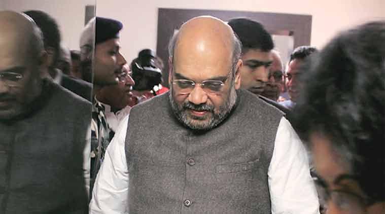 Amit Shah, Amit Shah BJP, BJP national executive meeting, BJP meeting, Narendra Modi,