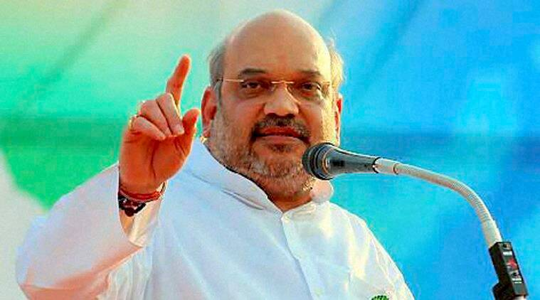 Image result for BJP chief Amit Shah public rally in Kerala today