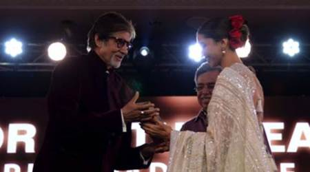 Today's generation of actresses are taller: Amitabh Bachchan