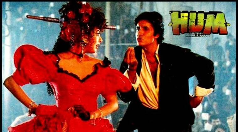Amitabh Bachchan, Amitabh Bachchan Hum, Big B, Big B Hum, Amitabh Bachchan Hum Movie, Big B in Hum, 25 years of Hum, Entertainment news