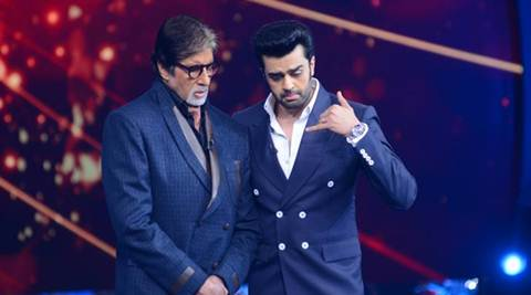 Manish Paul, Amitabh Bachchan, Manish Paul Big B, Manish Paul Fan Tale, Manish Paul Amitabh Bachchan Fan, Manish paul BIg B Fan tale, Entertainment news