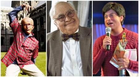 Rishi Kapoor, SRK, Big B: Actors who went unrecognised due to their unique make-up