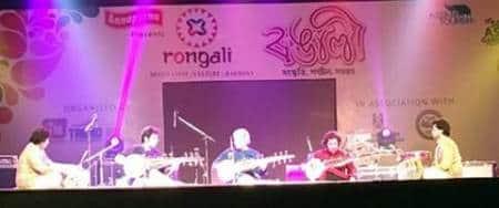 Amjad Ali Khan, DJ Nucleya, Assamese fest, Amjad Ali Khan NEWS, Amjad Ali Khan UPDATES, ENTERTAINMENT NEWS