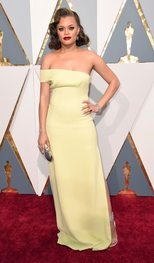 Oscars 2016: Whoopi Goldberg, Amy Poehler, Sandy Powell among the worst dressed