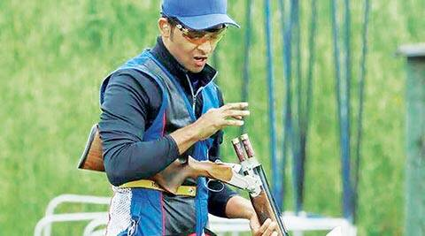 Angad Veer Singh Bajwa, angad bajwa shooting, india shooting, angad singh shooting, india angad veer shooting, sports news