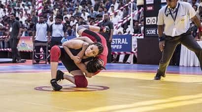 Anushka Sharma, Anushka Sharma Sultan, Anushka Sultan, Anushka Sharma in action,