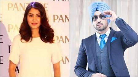 Anushka Sharma's second outing as producer with 'Phillauri' starring Diljit Dosanjh