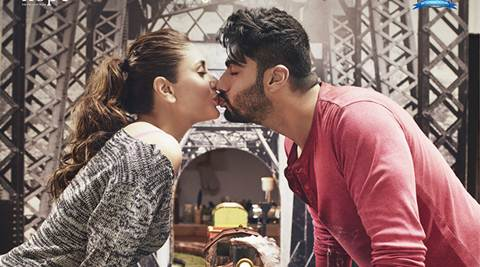 Kareena Kapoor, Kareena Kapoor Kiss, Arjun Kapoor, Ki and Ka, Kareena Kapoor Arjun Kapoor, Kareena Arjun Kiss, Kareena Arjun kissing, Kareena arjun ki and ka, Kareena kapoor ki and ka, Arjun Kapoor ki and ka, Entertainment news