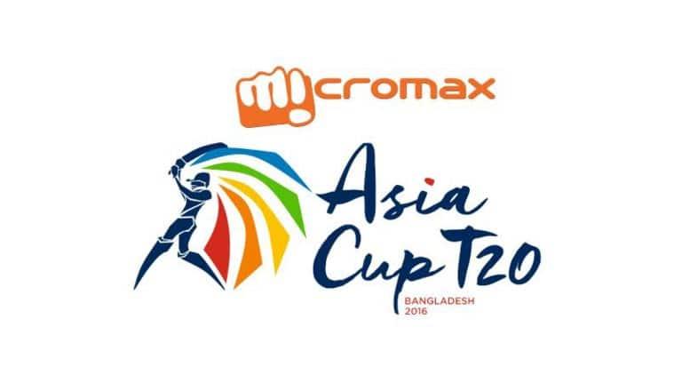 Asia Cup, Asia Cup 2016, Asia Cup schedule, Asia Cup sponsor, Micromax Asia Cup, Asia Cup micromax, India vs Pakistan, Ind vs Pak, Asia Cup time, Cricket News, Cricket