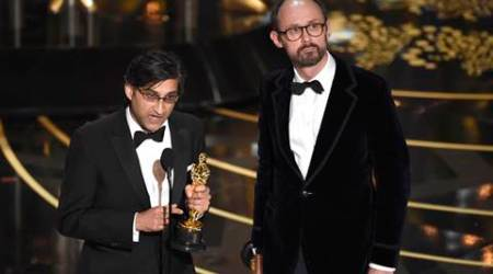 "Oscar 2016 winner: Asif Kapadia wins best documentary Oscar for ""Amy"""