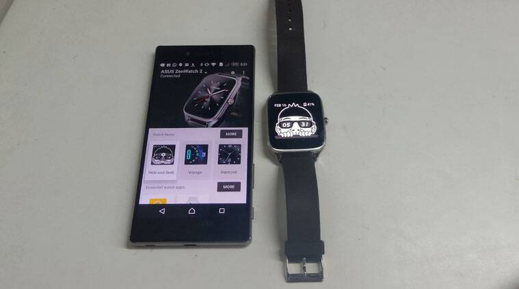 Asus, Asus ZenWatch 2, Asus ZenWatch 2, Asus ZenWatch 2 Review, Asus ZenWatch 2 specs, Asus ZenWatch 2 price, Asus ZenWatch 2 features, smartwatches, wearables, tech news, technology
