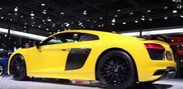 Audi Launches The New R8 V10 Plus In India At Auto Expo 2016: First LookVideo