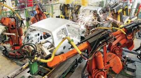 Auto industry to drive Make in India
