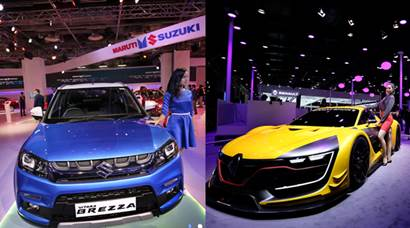 Auto Expo off to a start with 51 launches