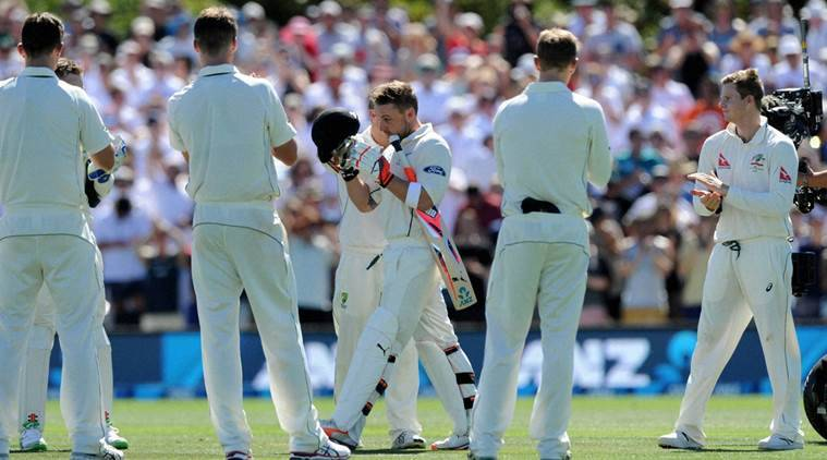 NZ vs Aus, Australia New Zealand, New Zealand cricket, Australia cricket, Cricket Australia, Brendon McCullum, McCullum hundred, McCullum fastest hundred, record hundred, Test cricket, sports, cricket news, Cricket