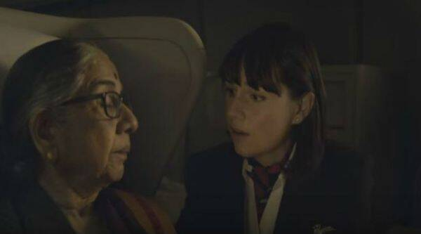 British Airways' new commercial tells a compelling story/ Screenshot