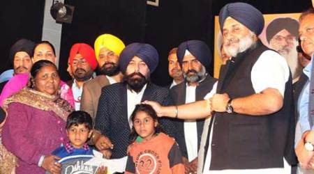 Sukhbir Badal in poll mode, holds meeting with all MLAs